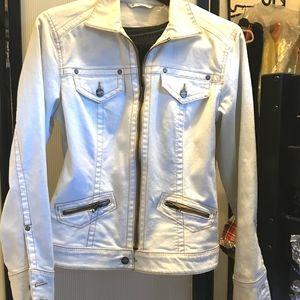 Rodeo Stitch Jeans Jacket
